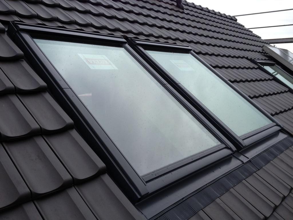Velux Fenster - Dachdecker Neufeld